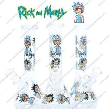 Rick and Morty Bong Collection 1 A