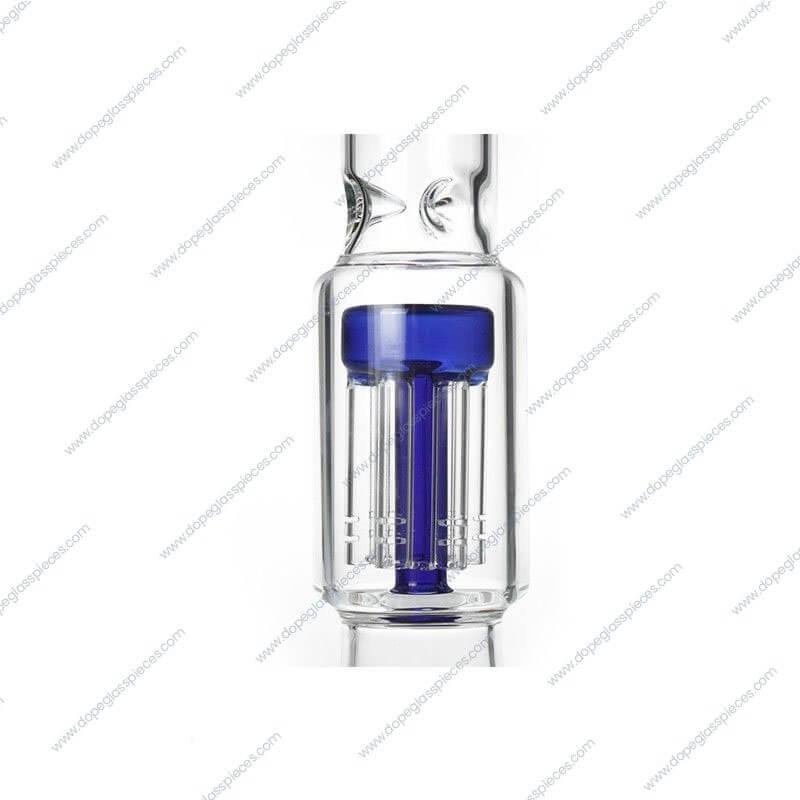 12 Inch Rasta Colored Beaker Glass Piece4